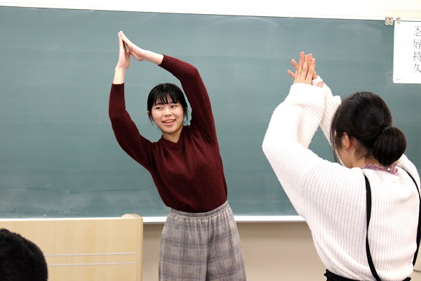 【保育教材研究Ⅱ(あそび歌)】