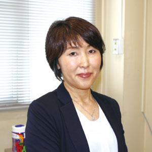 佐々木 由美子 学科長/教授