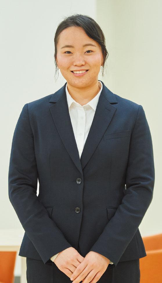 橋本 侑佳さん