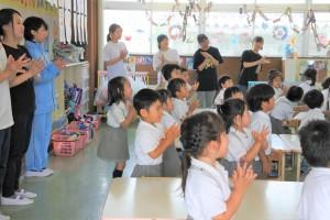 附属幼稚園体験学習